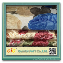 modern chenille jacquard sofa fabric Sadu chenille jacqurad sofa fabric