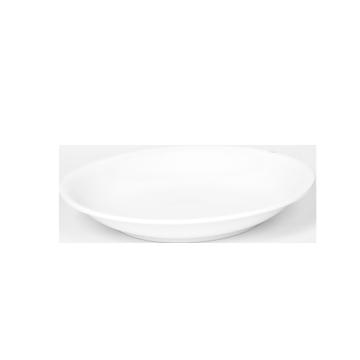 308/309 Wholesale Custom Hot sale best quality melamine tableware White Plate Kitchen Plates for Restaurant