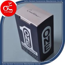 Boîte de logo de marque personnalisée en gros pour cadeau
