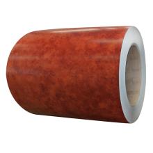 Rustic color coated aluminum sheets