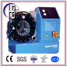 Auto Finn Power P20 máquina que prensa de la manguera