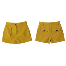 Phoebee Cotton Children′s Wear Girls Short Pants