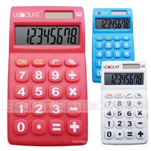 8-разрядный калькулятор с двумя мощными ручками с большими клавишами (LC317)
