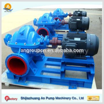 Pompe à eau mono-étagée à irrigation directe