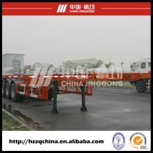 Recipiente de transporte Trailer (HZZ9341TJZ) para venda em todo o mundo