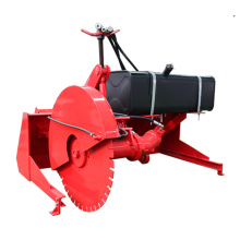 Perfect Digger Mini Skid Steer Loader Whell Saw Trencher Concrete Road Saw for Engineering Matters