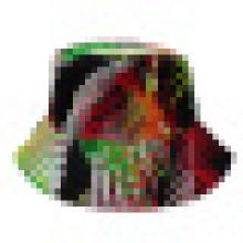 Chapeau avec tissu floral (BT053)