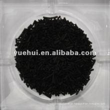 Carvão activado à base de carvão de 1,5 mm --- Catalisador para proteção contra CO e Desecante KZ15-3A