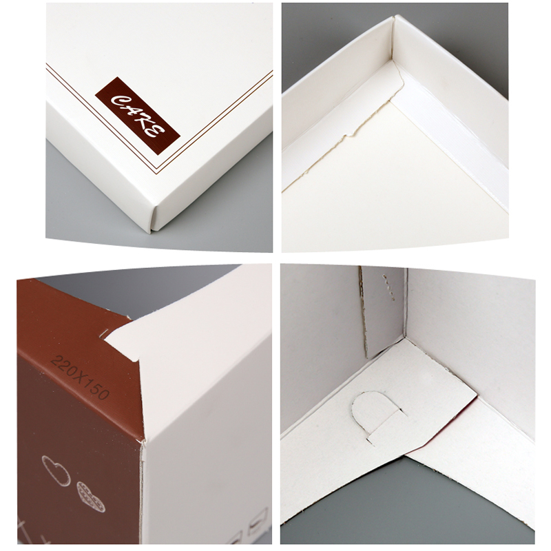 cake box paper packaging