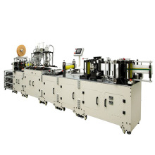 Automatisk nonwoven N95 Mask Making Machine