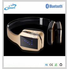 Fone de ouvido de FM de fone de ouvido de LED de qualidade superior