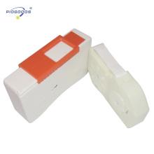 Distributeur de nettoyage de bobine de connecteur de fibre de PGCLEB1Optical 500+ fois la durée de vie