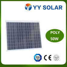 50W Poly Solar Panel for Street Lights and Camping
