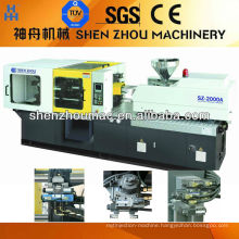 injection molding machine/injection molding machine 5point twin toggle clamping system Imported world famous hydraulic componen