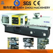 Abs moldagem por injeção machineplastic máquina de moldagem Multi tela para escolha Imported mundo famoso componente hidráulico CE TUV 1