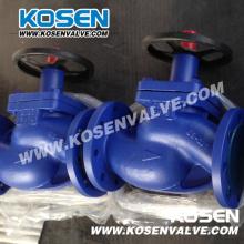 Дин Беллоу уплотнения глобус клапаны (Ksb тип)