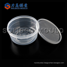 injection plastic thin wall bowl mould