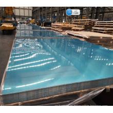 5052 H32 Placa de aluminio en ancho 2432mm
