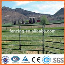 1.6mX2.1m Panneau d'élevage galvanisé à chaud et chaud pour moutons ou chèvres