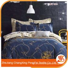Wholesale 100% polyester beautiful bedsheet sets fabric