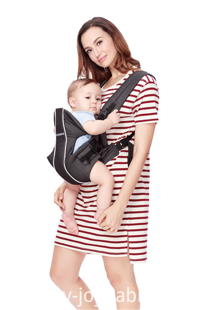 Fashionable Dad Baby Carriers On Back