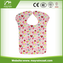Cute Animal Printed Waterproof Baby Bibs