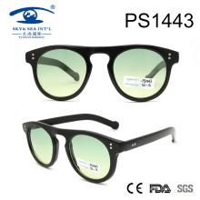 Солнцезащитные очки круглой формы для ПК (PS1443)