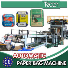 50kg Valve Paper Bag Making Machine for Packaging Cement