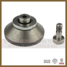 Bits de routeur de diamant à haute efficacité pour le broyage de granit de marbre (SY-DRB-8966)