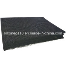 Heavy 65mn Crimped Steel Wire Mesh Screen for Mine