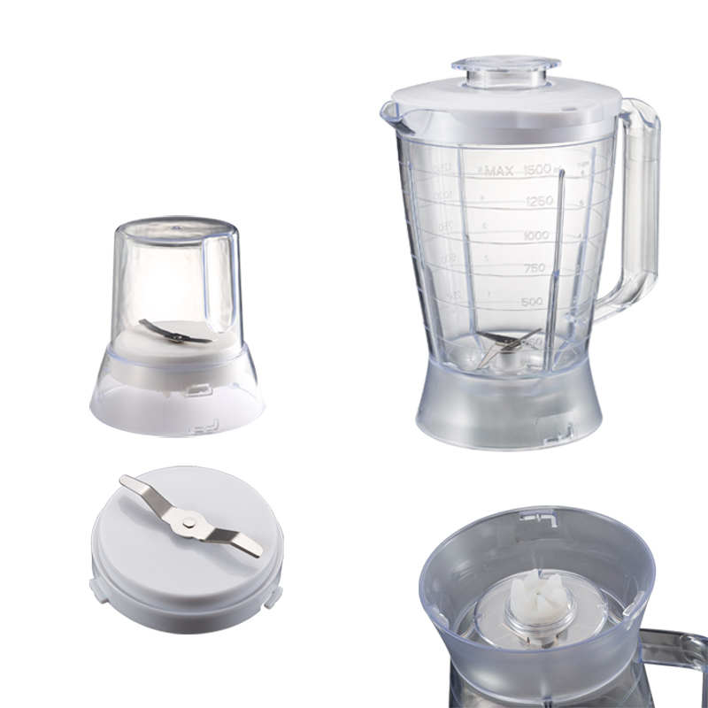 High Quality Food Blender With Plastic Jar