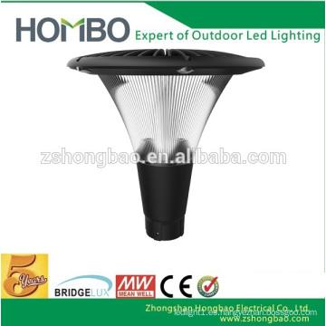 Iluminación llevada del estilo vertical del jardín IP65 del CE