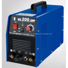 Inversor de duplo propósito DC Tig 200A Welder