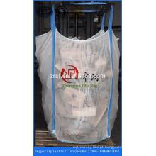 Saco a granel respirável para lenha, maket norte-americana uso lenha big bags