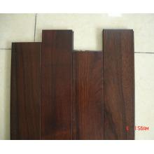 Revestimento de madeira projetado de noz preta de 3 camadas