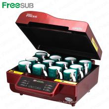 Sublimation 3D vacuum Heat Press Machines