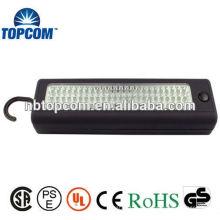 Load Shedding Eliminator más fuerte 72 LED portátil de trabajo de luz LED con base magnética + ABS cuerpo linterna eficiente