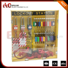 Elecpopular Productos innovadores más recientes Safe Pad Lock Safety Lockout Station