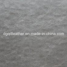 Grain de cuir imprimé PU cuir (QDL-52085)