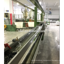 two stage compounding PVC extruder for PVC cable/wire sheath compounds