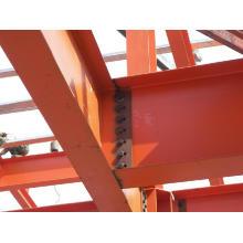 Ausgezeichneter Grad und helle Art Stahlgebäude-Metallstruktur-Fabrik