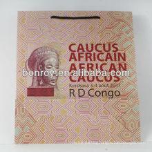 Custom Luxury promotional paper bag Printing