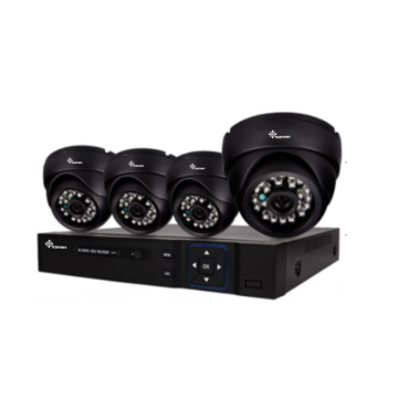 Kit DVR AHD a Infrarossi 4CH Plug & Play