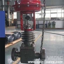 Válvula de control de presión tipo globo