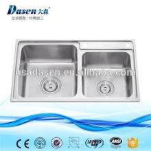 DS8245F philippinen edelstahl küchenwaren parryware waschbecken modelle