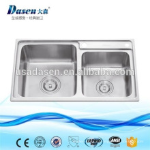 DS8245F посуда из нержавеющей стали Филиппины parryware модели умывальник