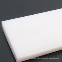 Korrosionsbeständiges weißes Polyethylen PE-Blatt