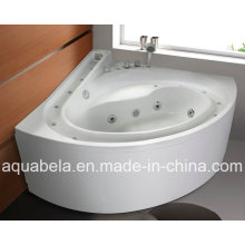 LED-Leuchten Luxuary Komfortable Sanitäre Ware Jacuzzi & Massage Badewannen (JL820)