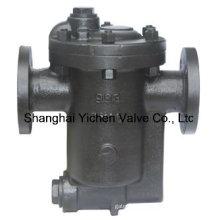 Flanged High Pressure Inverted Bucket Type Steam Trap (SER25)