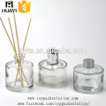 Venta al por mayor 50 ml 80 ml 100 ml 120 ml 150 ml recambio colorido aroma reed difusor botella de vidrio